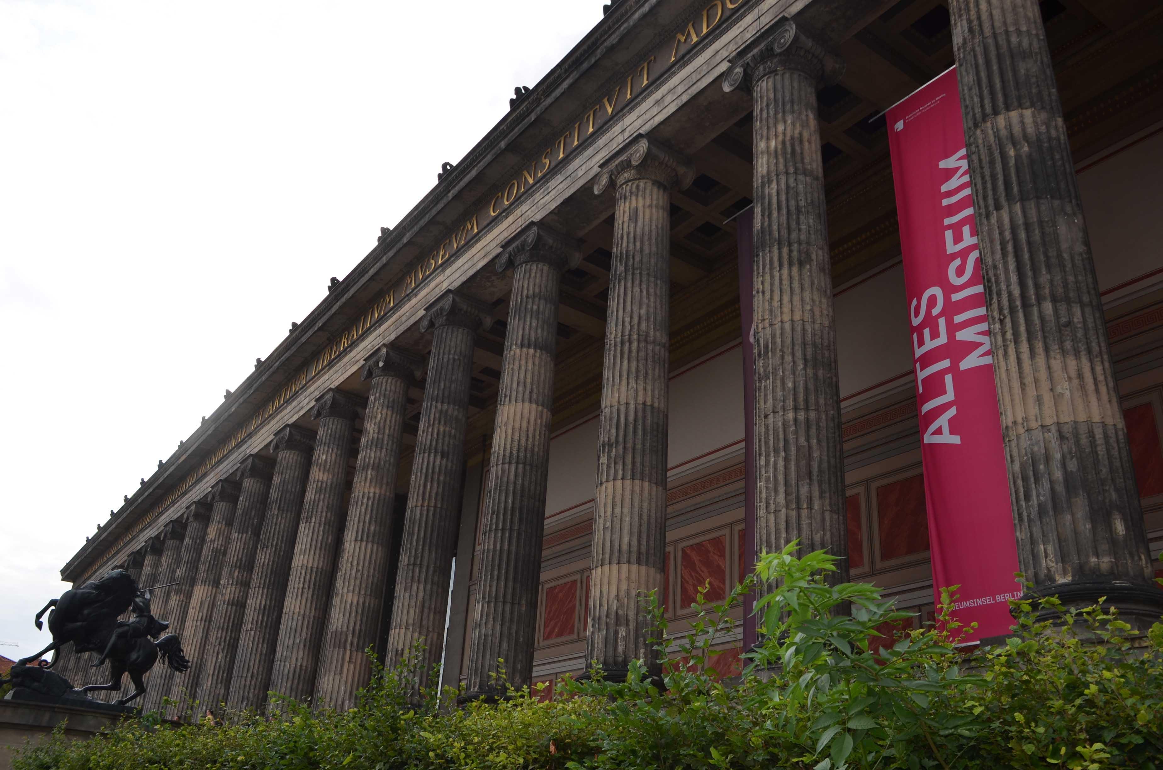 Berliner Museumsinsel - Altes Museum