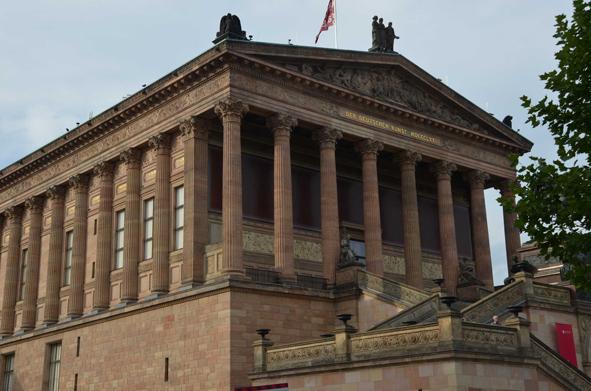 Berlin Museumsinsel - Alte Nationalgalerie