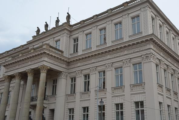 Berlin Historical Center - Kronprinzen Palais