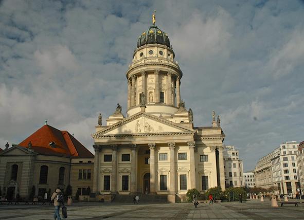 Berlin Historical Center - Französischer Dom